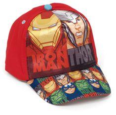Disney chlapčenská šiltovka Avengers