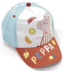 Disney dziewczęca czapka z daszkiem Peppa Pig