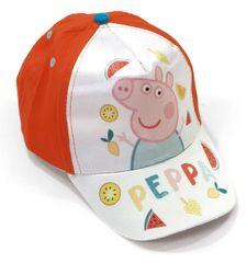 Disney dievčenská šiltovka Peppa Pig