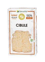 SanusVia Cibuľa granulovaná 36g SanusVia