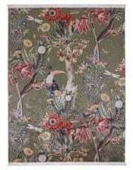 Essenza Airen preproga, zelena, 120 x 180 cm