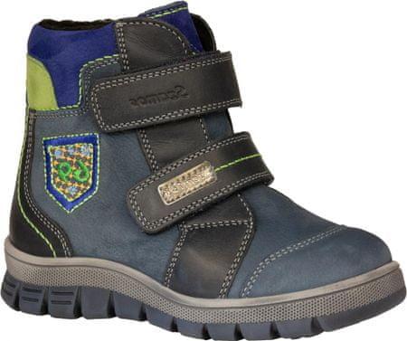 Szamos 1571-181172 fantovski čevlji, modri, 25