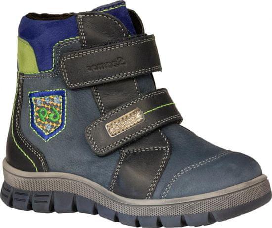Szamos chlapecká obuv 1571-181172 25 modrá