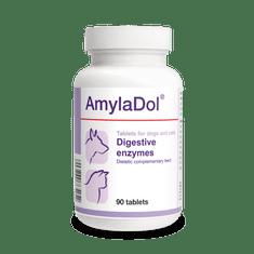 Dolfos AmylaDol - podpora nemocné slinivky - 90 tablet