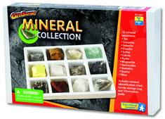 Learning Resources Kolekcia minerálov