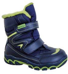 Protetika Fiú téli cipő GARNET NAVY 72017