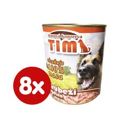 FALCO TIM hydinové 8 x 800 g