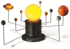Learning Resources Pohyblivá slnečná sústava