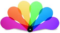 Learning Resources Miešanie farieb