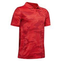 Under Armour Dziecięca koszulka polo Performance Polo 2.0 Novelty, Nowość dziecięca koszulka polo Performance Polo 2.0   1342084-646   YXL
