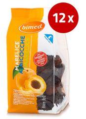 Bimed marelice, sušene, brez konzervansov, 12 x 250 g