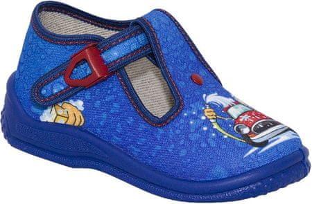 Zetpol papuče za dječake Piotrus 712, 20, plave