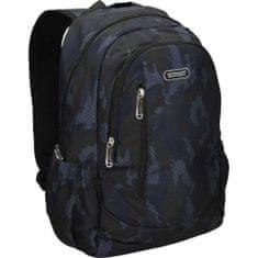Street Vibe Criptis ruksak, ovalni