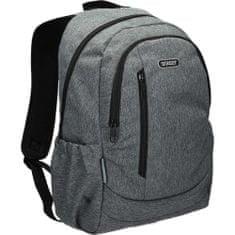 Street Vibe grey ruksak, ovalni