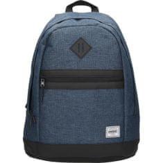 Street Maniana ruksak, ovalan, plavi