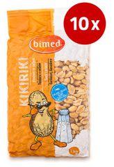 Bimed arašidi, slani in praženi, 10 x 1000 g
