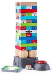 Woody stolp, elektronska igra s časovnikom