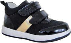 Protetika cjelogodišnja obuća za djevojčice KARYNA BLACK 72017
