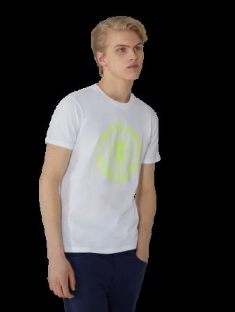 Trussardi Jeans moška majica 52T00327-1T003610, L, bela