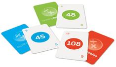 Learning Resources Kartičky násobenie s riešením