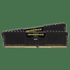Corsair Vengeance LPX RAM pomnilnik 16GB (2 x 8GB) DDR4, DRAM, 3000MHz, PC4-24000, CL16 (CMK16GX4M2D3000C16)