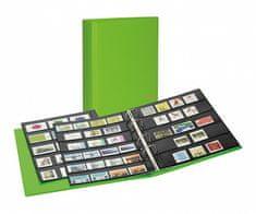 Lindner Album na známky PUBLICA M - zelené