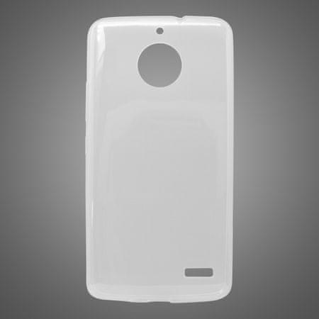 MG Ultra Slim 0.5mm szilikon tok Lenovo K8, átlátszó