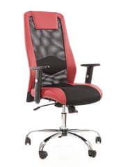 Antares Kancelářská židle Sander červená