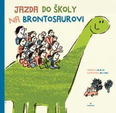 Liu Julia: Jazda do školy na brontosaurovi