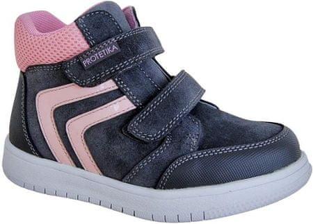 Protetika dekliška celoletna obutev NENA 72017, 27, temno sivi