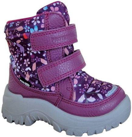 Protetika dekliška zimska obutev ROXANA 72052, 20, vijolična