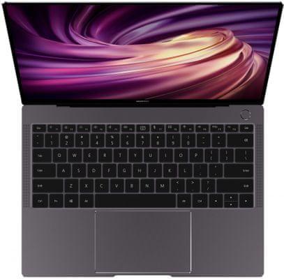 Ultrabook Huawei MateBook X Pro (53010VVN) ľahký tenký elegantný cena/výkon