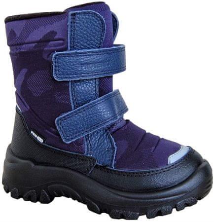 Protetika BROK 72052 lány téli cipő, 27, sötétlila