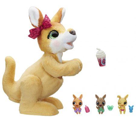 FurReal Friends Jozefíka kenguru lány