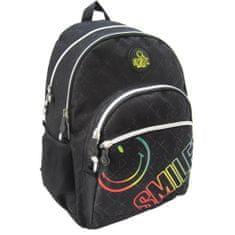 Smiley World Basic nahrbtnik, črn