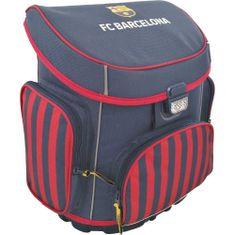 Barcelona FC torba, ABC, modra/rdeča