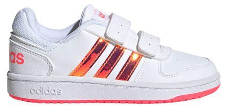 Adidas gyerek cipő HOOPS 2.0 CMF C FW7615, 34, fehér