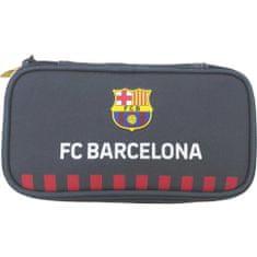 Barcelona FC peresnica, ovalna, modra