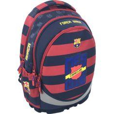 Barcelona FC nahrbtnik, ergonomski, moder/rdeč