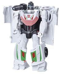 Transformers Cyberverse figura 1 lépéses átalakulás Wheeljack