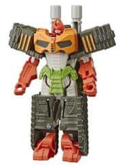 Transformers Cyberverse Bludgen figura, 1 korak transformacije