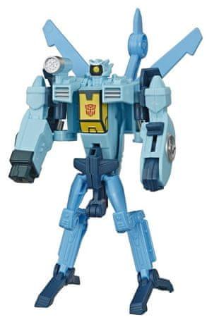 Transformers Cyberverse figura 1 lépéses átalakulás Whirl
