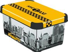 Curver úložný box S New York