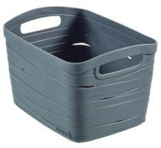 Curver Ribbon box S šedý