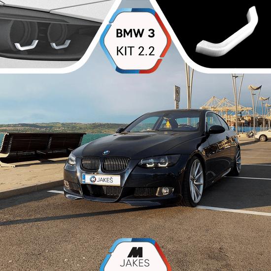 Bmw BJ Iconic Lights (KIT 2.2) - BMW 3 E92/E93 Xenon