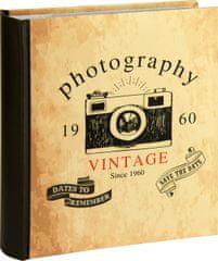Hofmann Memo foto album, 200 slik 11,4x15, z žepki #1637.10