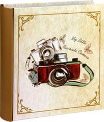 Hofmann Memo foto album, 200 slik 11,4x15, z žepki #1637.02
