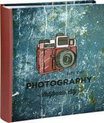 Hofmann Memo foto album, 200 slik 11,4x15, z žepki #1637.01