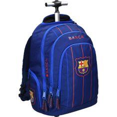 Barcelona FC Trolley nahrbtnik, moder