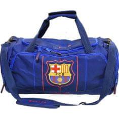 Barcelona FC torba, športna, modra